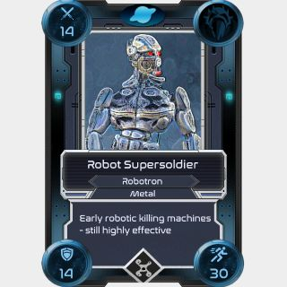 Robot Supersoldier