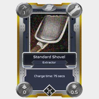 Standard Shovel