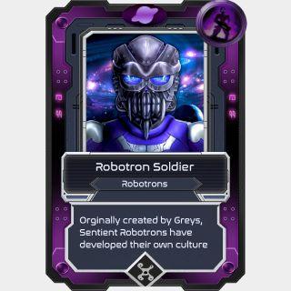 Robotron Soldier