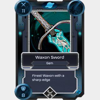 Waxon Sword