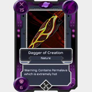 Dagger of Creation