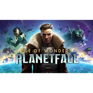 Age of Wonders: Planetfall STEAM CD KEY GLOBAL ( instant delivery )