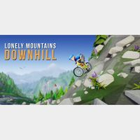 Lonely Mountain: Downhill - STEAM CD KEY GLOBAL ( instant delivery )