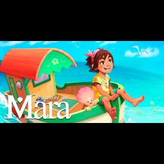 SUMMER IN MARA - ( GOG ) CD KEY ( instant delivery )