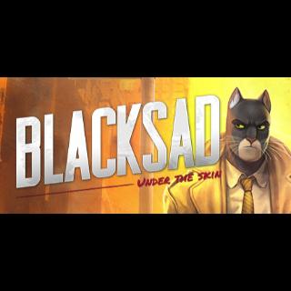 Blacksad Under The Skin ( GOG ) CD KEY ( instant delivery )
