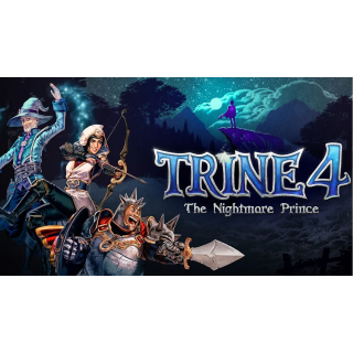 TRINE 4: THE NIGHTMARE PRINCE ( GOG ) CD KEY ( instant delivery )