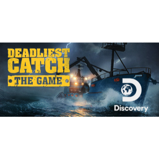 DEADLIEST CATCH: THE GAME STEAM CD KEY GLOBAL ( instant delivery )