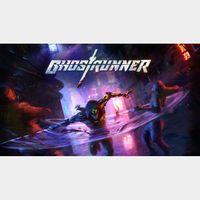 GHOSTRUNNER - ( GOG ) CD KEY ( instant delivery )