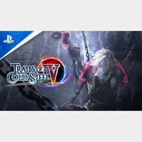 Trails of Cold Steel IV - ( PS4 ) CD KEY EU ( instant delivery )