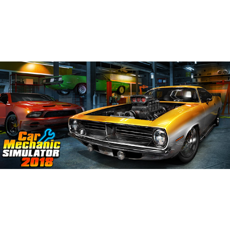 CAR MECHANIC SIMULATOR 2018 ( PS4 ) CD KEY GLOBAL ( instant delivery