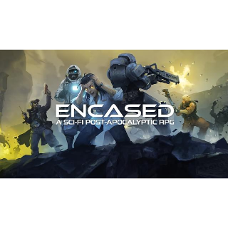Encased: A Sci-Fi Post-Apocalyptic RPG  STEAM CD KEY ( instant delivery )