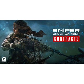 SNIPER GHOST WARRIOR CONTRACTS ( GOG ) CD KEY ( instant delivery )