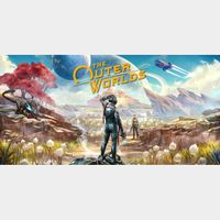 The Outer Worlds - ( GOG ) CD KEY ( instant delivery )