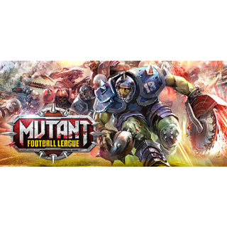 MUTANT FOOTBALL LEAGUE: DYNASTY EDITION STEAM CD KEY GLOBAL ( instant delivery )