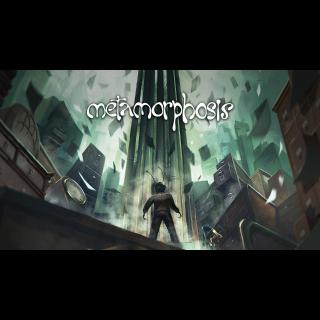 Metamorphosis - STEAM CD KEY GLOBAL ( instant delivery )