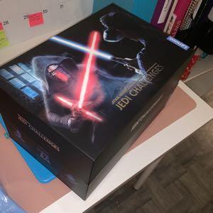 (2) Star Wars VR sets