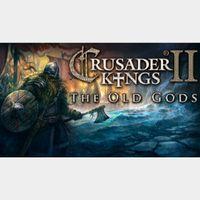 Crusader Kings 2: Old Gods DLC (Steam)