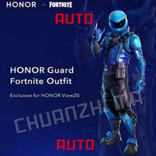 Code | Fortnite honor guard key