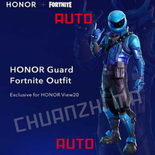Code | Fortnite honor guard key