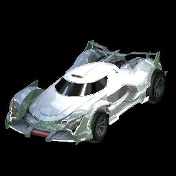 Centio V17   Titanium White