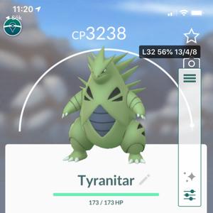 Bundle   tyranitar Pokemon Go