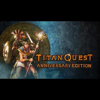 Titan Quest: Anniversary Edition [Steam Instant Delivery]