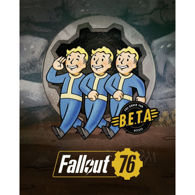 Fallout 76 | Early Access | BETA Key | PC - XBOX - PS4 - Other Games