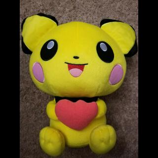 Pokemon Sun & Moon Mogumogu Time Mechadeka Pichu Plush Toy Stuffed Animal