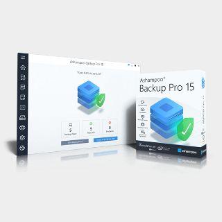 Ashampoo® Backup Pro 15 Key