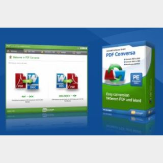 PDF Conversa: PDF converter for PDF to Word and vice-vers