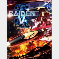 Raiden V: Director's Cut Steam Key