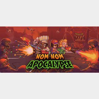 Nom Nom Apocalypse Steam Key