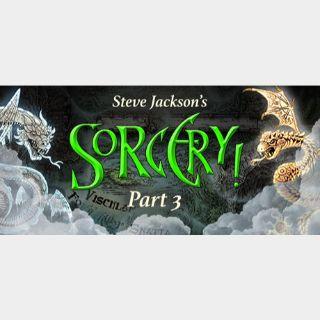 Sorcery! Part 3 Steam Key