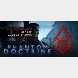 Phantom Doctrine Steam Key