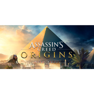Assassin's Creed® Origins Uplay gift link