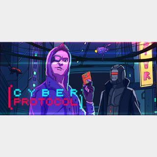 Cyber Protocol Steam Key