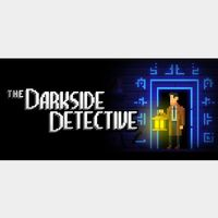 The Darkside Detective Steam Key