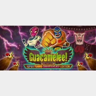 Guacamelee! Super Turbo Championship Edition Steam Key