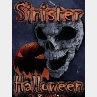 Sinister Halloween Steam Key