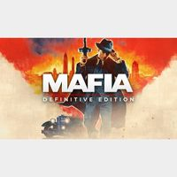 Mafia: Definitive Edition Steam Key