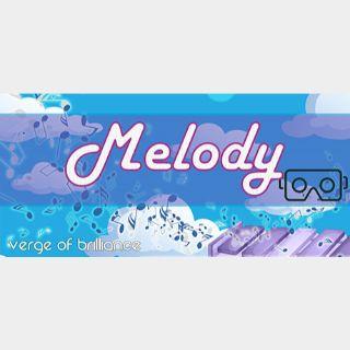 Melody (VR) Steam Key