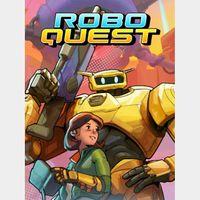 Roboquest + SoundTrack Steam Keys
