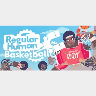 Regular Human Basketball Steam Key