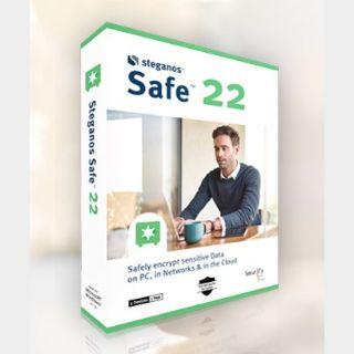 Steganos Safe 22 1yr