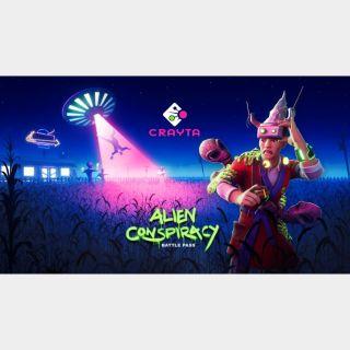Crayta Alien Conspiracy Battle Pass