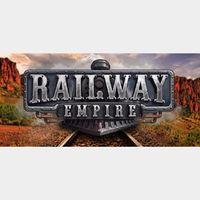 Railway Empire Steam Key