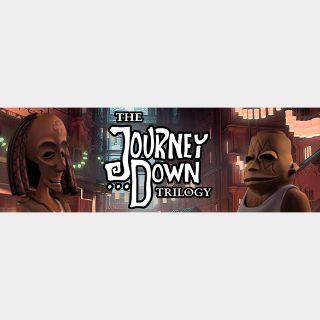 The Journey Down Trilogy Bundle Steam Keys