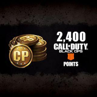 2400 COD Points PS4 (AUS/NZ)