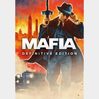 Mafia: Definitive Edition Steam Key (EU)