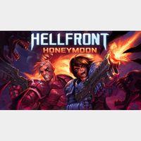 Hellfront: Honeymoon PS4 (EU)